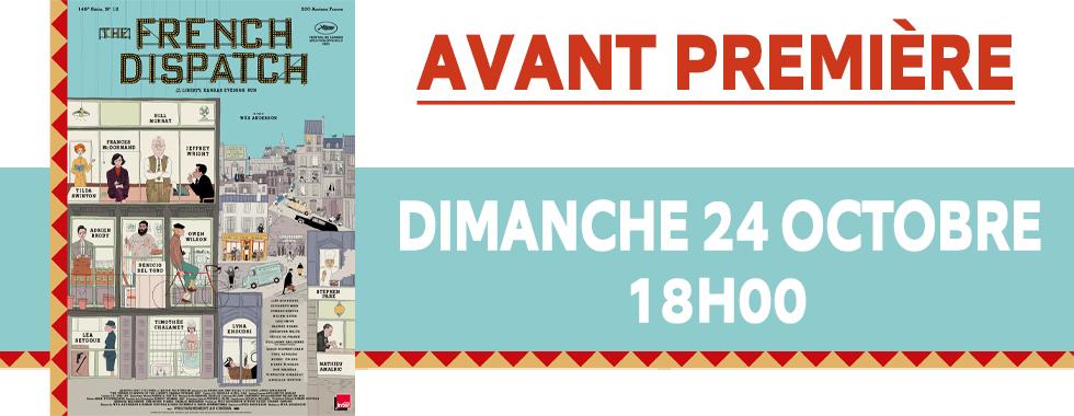 AVP French Dispatch
